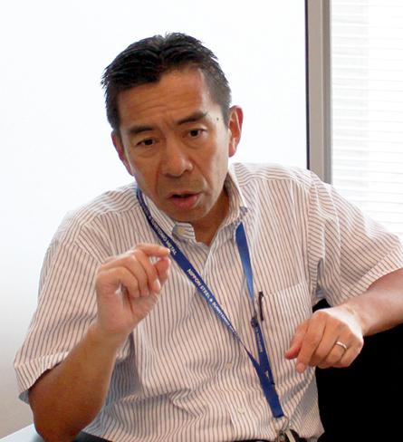 新日鐵住金株式会社 業務プロセス改革推進部 吉留 徹氏
